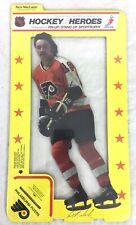 1975 HOCKEY HEROES PHILADELPHIA FLYERS STAND-UP RICK MACLEISH - MINT! #A40