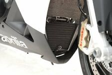 Aprilia RSV4 R 2012 R&G Racing Oil Cooler Guard OCG0012BK Black