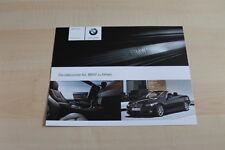 78492) BMW 3er Reihe E92 Cabrio - individual - Prospekt 02/2008