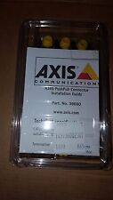 Axis RJ45 PushPull connector Part No: 39680