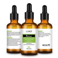 PURE RETINOL VITAMIN A 2.5% Anti Aging Wrinkle Acne Cream Facial Face Serum New