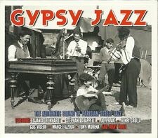 GYPSY JAZZ THE AUTHENTIC SOUND OF PARISIAN STREET JAZZ - 2 CD BOX SET