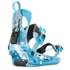 K2 donna Attacchi Snowboard - Tryst Cinch - POSTERIORE Entry, PASSO - 2016