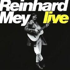 """REINHARD MEY """"LIVE"""" 2 CD NEUWARE"""
