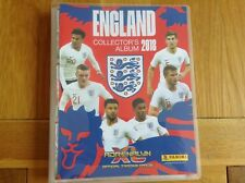 Panini Adrenalyn XL England 2018 Collector Album with Cards 1 - 108