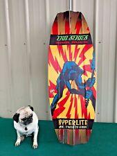 Hyperlite Wakeboard Era Series By Erik Ruck 124cm Length with Boots Bindings