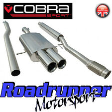 Cobra Sport Mini Cooper S R56 R57 Cat Back Exhaust Stainless Resonated MN15