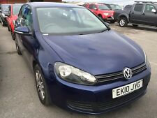 10 VOLKSWAGEN GOLF 1.4 TSI 122 SE MANUAL, 1 F/OWNER, 3 SERVICE STAMPS, MAY19MOT!