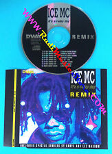 CD Singolo ICE MC It's A Rainy Day(Remix) DWA 01.58 ITALY 1994  (S13)