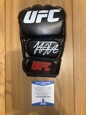 Khabib Nurmagomedov Signed Autographed UFC Glove COA Beckett #Z10380