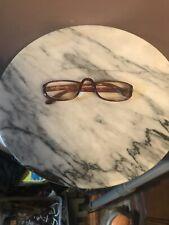 christian dior vintage Monsieur Reading glasses 17-52-24 Frame Made In Germany.