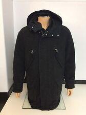 Armani Men's Lana Wool Coat, Uk 40, XL, EU50, 3 In 1, RRP £790, Immaculate
