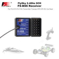 Récepteur FlySky FS-BS6 2.4Ghz 6CH AFHDS2 pour émetteur FlySky FS-GT5 FS-IT4S