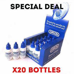 Caflon Ear Care Solution For After Piercing 30ml X 1 BOX of 20 Bottles