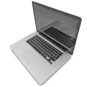 "Apple MacBook Pro A1286 15"" (Late 2011) i7-2675QM 2.20GHz 8GB 128GB OS X 10.13.6"