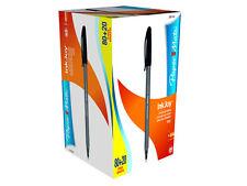 Pack 100-Paper Mate Inkjoy ™ Bolígrafos Negro De 1,0 mm de ancho de línea + 24 h del