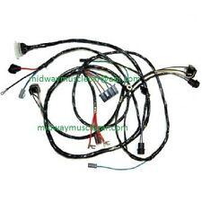 nova headl ebay 1970 Chevy Malibu Silver front end headlight headl wiring harness 66 chevy ii nova 283 327 1966 396
