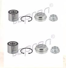 2xRadlagersatz TOPRAN Hinten MERCEDES A-KLASSE (W168) A140 A160 A170 A190 A210