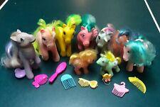 My Little Pony Vintage Lot G1