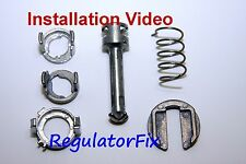 BMW 3 Series E46 Door Lock Barrel Repair KIT FRONT 325 328 330 M3 320 318 - USA