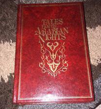 TALES FROM THE ARABIAN NIGHTS ~ SIR RICHARD BURTON ~ HC Avenel Special Edition