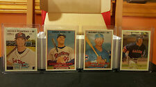 2016 Complete Topps HERITAGE MINOR SET *** #1-215 with (15) Short Prints  MINT