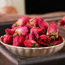 Chinese Flower Red Rose Bud Tea,Aroma Dry flowers Floral Herbal Blooming Tea