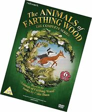 Animals of Farthing Wood The Complete Series 5027626462147 Region 2