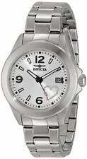 Invicta Specialty Silver Dial Stainless Steel Ladies Watch 16326