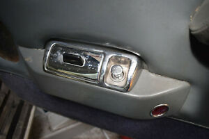 ROLLS ROYCE SHADOW DRIVERS SDIE REAR ASHTRAY AND LIGHTER 1974