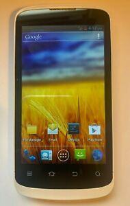 ZTE Blade III - White - 4GB (Unlocked) Smartphone Mobile Phone