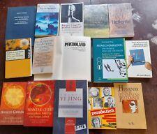 Konvolut Bücher Buchpaket Gesundheit Alternative Medizin    (r198)