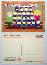 SOUTH PARK Postcard !! COMEDY CENTRAL TV !! GoCard !! MINT UNUSED NEW