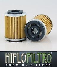 TMP Filtre à huile HIFLO (HF 143) pour YAMAHA SRX 250 1987