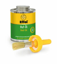 Effol Hoof Oil With Brush 475ml Improves Hoof Health and Strengthens Hoof Wall
