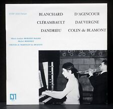 Marie-André Morisset- Balier Michel Morisset - Marolle-les-Braults- CV NM- LP NM