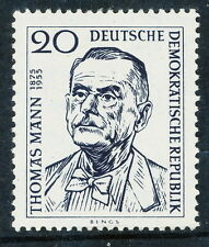 DDR 1956, 1. Tt. v. Thomas Mann 20 Pfg., postfrisch