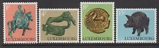 Luxembourg Sc# 519-22 Artifacts 1972, Mint NH VF