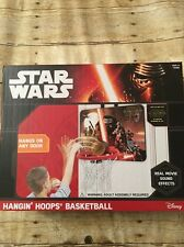 Star Wars Hanging Hoops Basketball