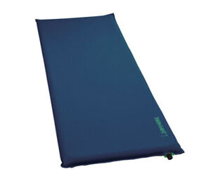 Thermarest BaseCamp Self-Inflating Sleeping Pad - Poseidon Blue - R