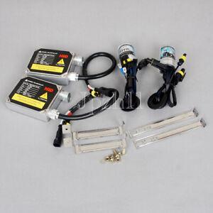 35W Car HID Xenon Headlight Conversion Kit For H3 10000K Bulbs AC Ballast #CP