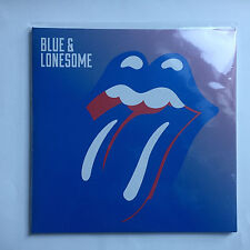 THE ROLLING STONES - BLUE & LONESOME * VINYL LP * FREE P&P UK * 571494-4 * 1ST P