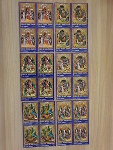 Equatorial Guinea 1972 Easter Pascua 6 blocks of 4 stamps CTO