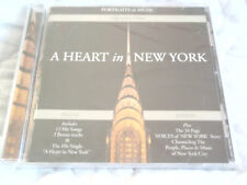 VOICES OF NEW YORK CD NEW A HEART IN NEW YORK DELUXE EDITION PORTRAITS IN MUSIC