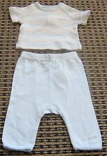 BEBE BY MINIHAHA  BABY BOYS TOP AND PANTS  SET SZ 0000