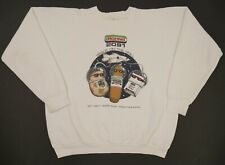 Vintage 80s Sweatshirt Hormel Sausages Xl Bacon Links Space Station Nasa
