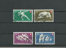 Schweiz Pro Patria 1950 - Mi-Nr. 545 -549 gest.