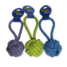 Rope Ball Toy – Nuts for Knots