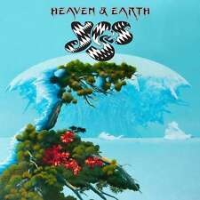 YES HEAVEN & EARTH BRAND NEW SEALED CD 2014