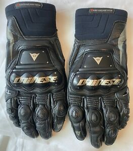 Dainese Steel Pro In Gloves - Size 10/ XXL 2XL - Black/Anthracite - Used